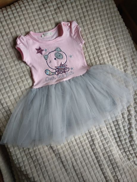 Платье для девочки 1-1.5 года