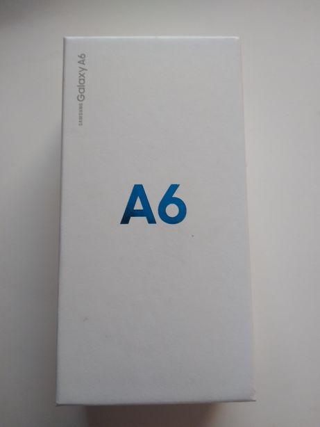 Samsung Galaxy A6 nowy .