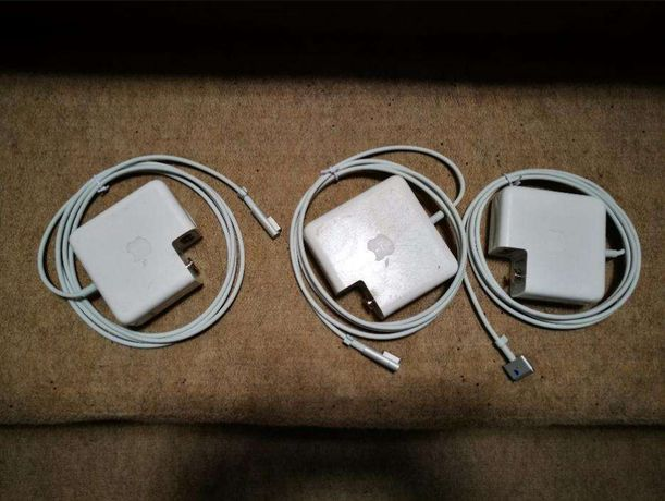 Carregadores Originais Apple Macbook pro 45W,60W, 85W magsafe 1 e 2