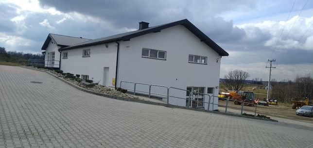 Tarnów Nowodworze lokal hala handel usługi produkcja