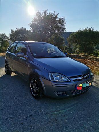 Opel Corsa C 1.3cdti versão sport 3 portas 2 lugares ar condicionado