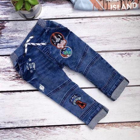 Стильные джинсы 12 мес