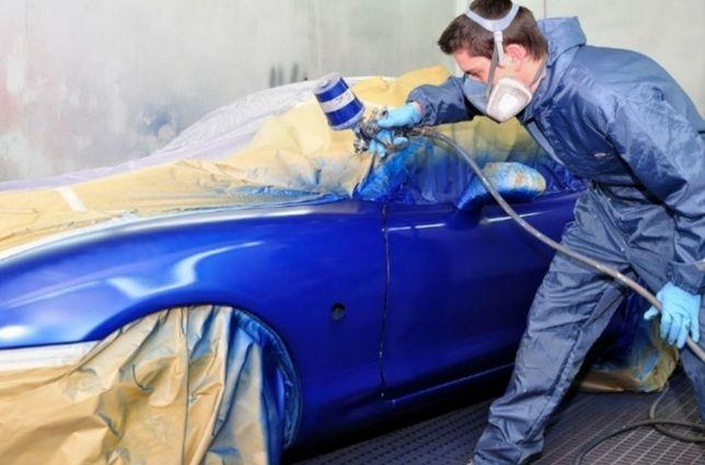 Покраска авто, кузовний ремонт, антикорозійна обробка