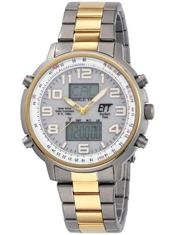 Nowy zegarek DCF, solarny, automatyczny, atomowy, radiowy, słoneczny