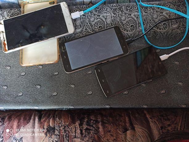 Телефоны не рабочие