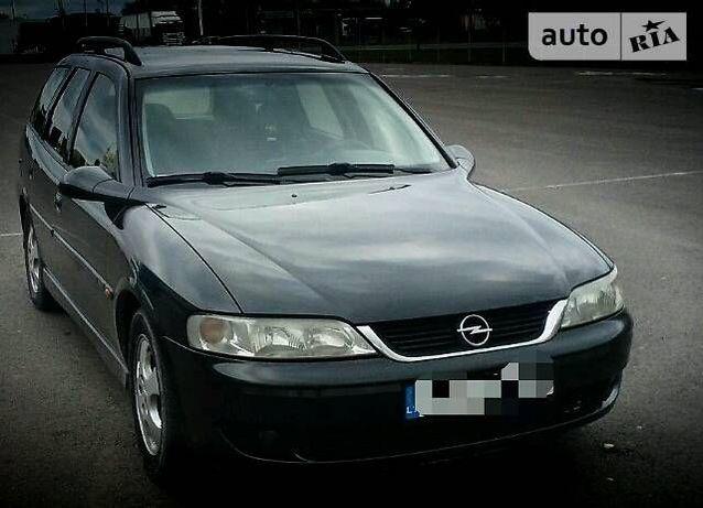 Запчастини Opel Vectra B