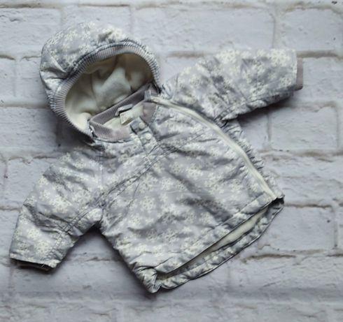 H&M kurtka na polarze 4-6mc