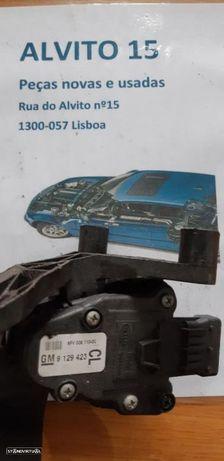 Pedal de acelerador Opel Corsa C  2007
