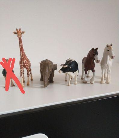Zwierzęta Schleich oryginalne konie