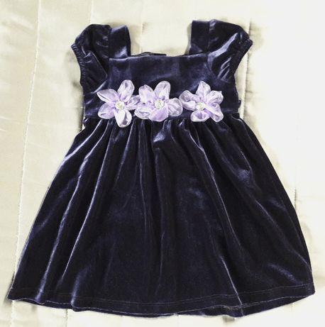sukienka elegancka wyjściowa Sweet Heart Rose 18mies. (86)