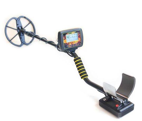 Металлоискатель Фортуна ПРО-2 LСD-дисплей 7*4 FM трансмиттер