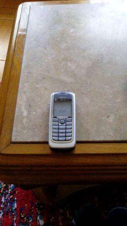 Vendo Nokia 6020 a funcionar com carregador e Kit mãos livres