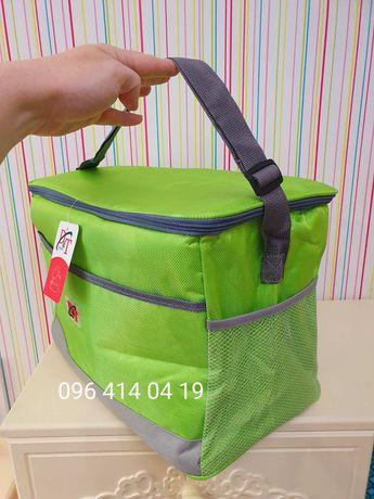 Термосумка сумка холодильник DT-4246 Cooling Bag 25 л