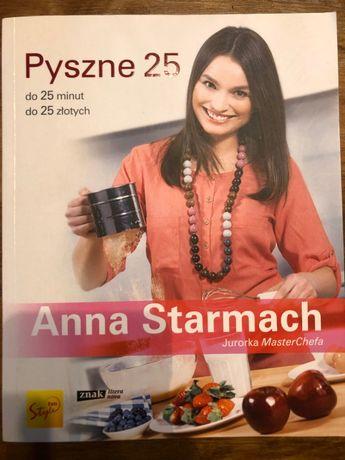 Książka Pyszne 25