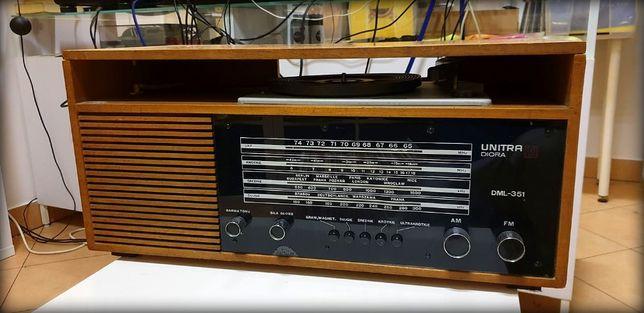 Radio Gramofon Unitra Diora DML-351 !