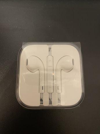 Nowe sluchawki earpods jack 3,5mm