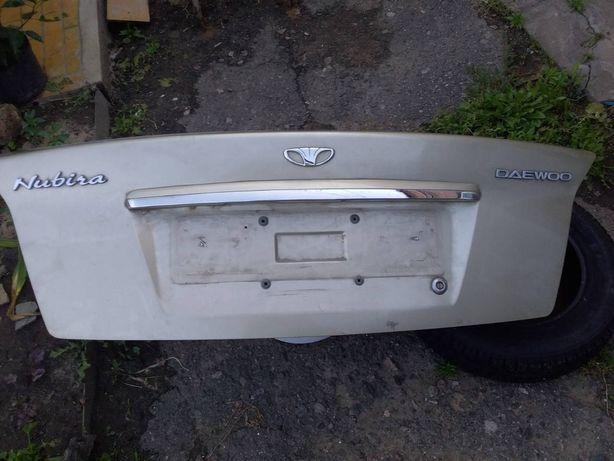 Багажник на Нубира 2я