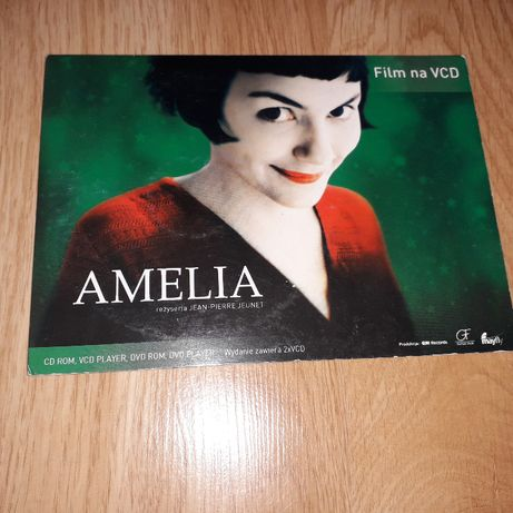 Amelia film DVD