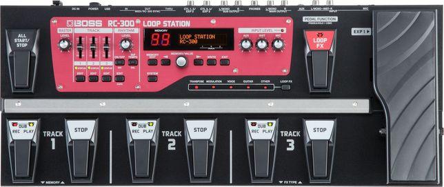 Boss RC-300 loopstation