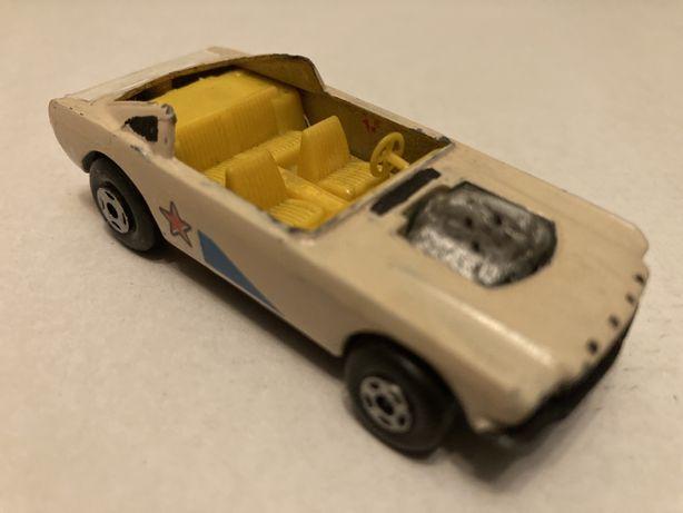 Wildcat Dragster No 8 Matchbox 1970 - Mustang