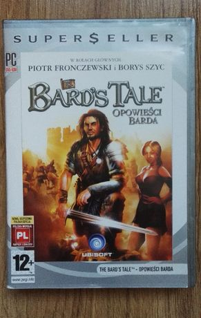 Gra PC - The Bard's Tale opowieści Barda