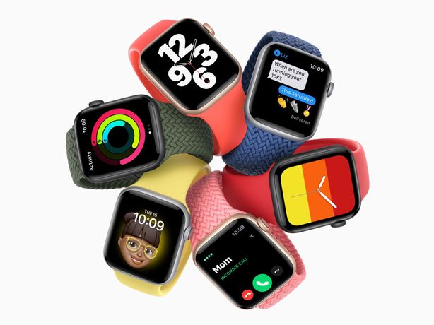 Apple Watch 6 SE