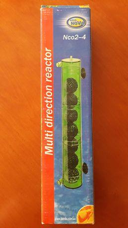 Multireaktor CO2