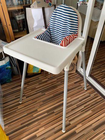 Cadeira refeição IKEA + Almofada + Capa