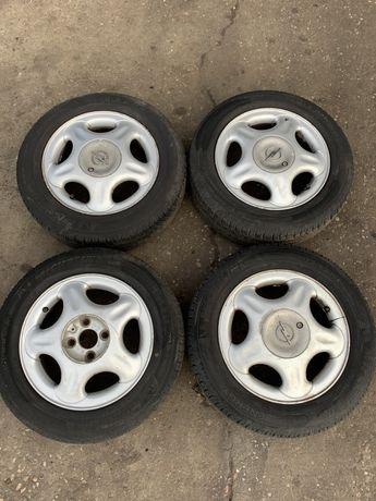 "Kola aluminiowe felgi Opel Corsa Tigra Astra 14"" 4x100 5,5J ET49"
