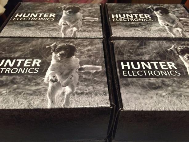 Ошейник с GPS трекером для охотничьих собак HUNTER APP 100 tk star 909