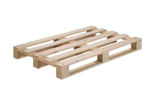 Drewniane Palety Przemysłowe  Nowe Mocne  5 deskowe    1200x800