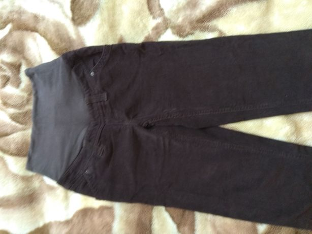 Вельветові штани для вагітних.