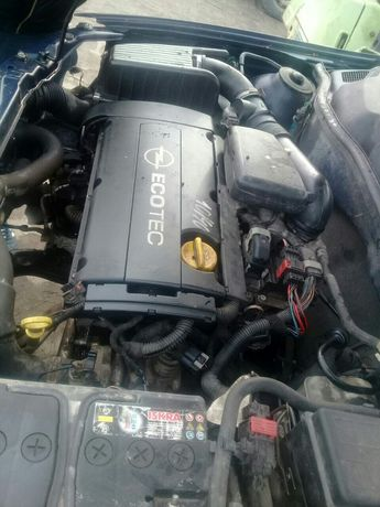 Продам мотор голий до opel astra g h опель астра ж z16xep
