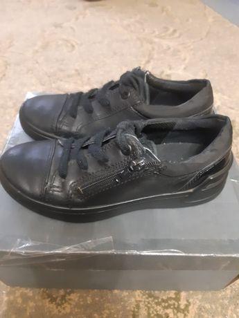 Полуботинки, туфли Ecco р.31, кожа