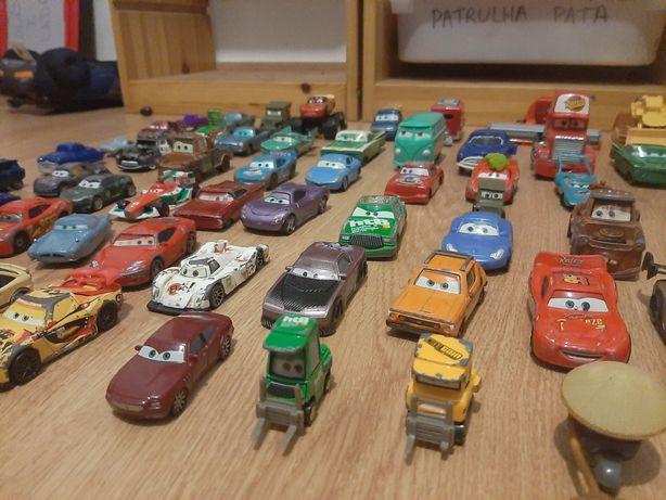 Coleção 70 carros DISNEY