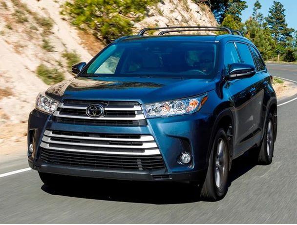 Toyota Highlander русифікація(мовна адаптація) прошивка