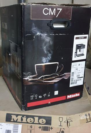 Кофемашина MieleCM 7500  отдельно стоящая  серии СМ 7