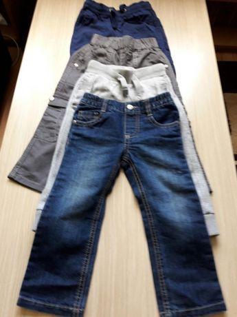 Spodnie komplet 92 cm. WYSYŁKA GRATIS