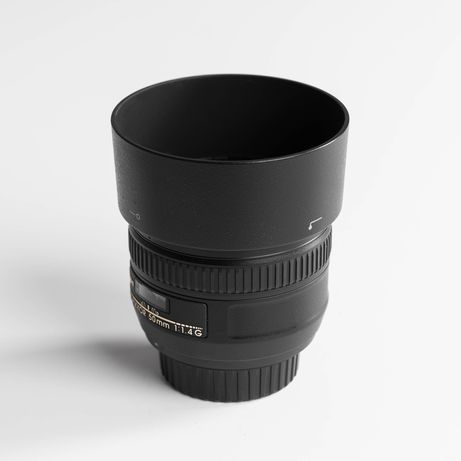 NOWY! Obiektyw Nikon AF-S Nikkor 50mm f/1.4