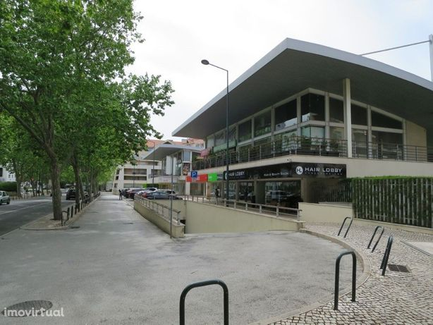 CASCAIS - Parqueamento no Condomínio Parque Cidadela