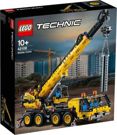 LEGO Technic - Kran-LKW (42108)