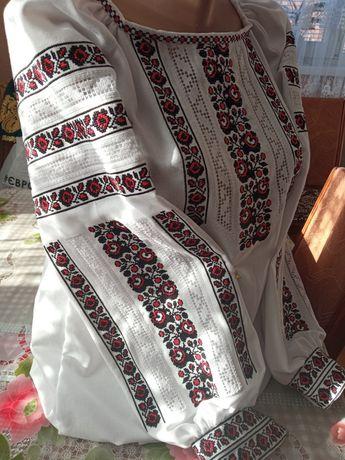 Сорочка жіноча пошиву реглан