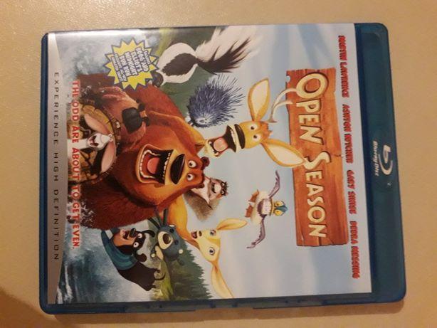 Sezon na misia Blu-ray