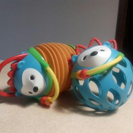 Zabawki Skip hop jeżyki dla niemowlaków