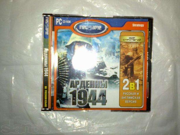 Игра на PC Арденны 1944