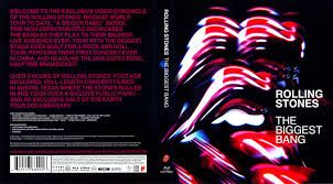 The Rolling Stones - The Biggest Bang World Tour Concert - DeLuxe DVD