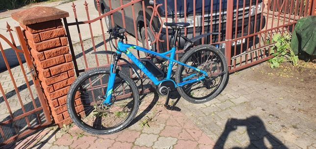 Katarga e lt1 rower elektryczny