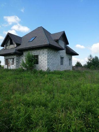 Недостроиный дом Глеваха