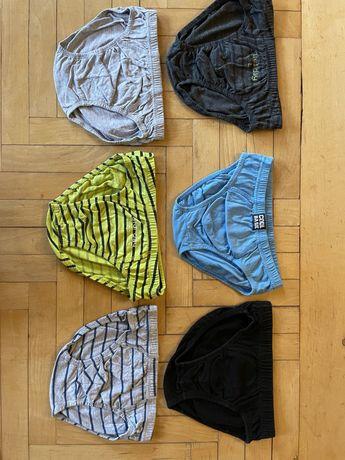 21 par majtek dla chlopca rozmiar 134/140