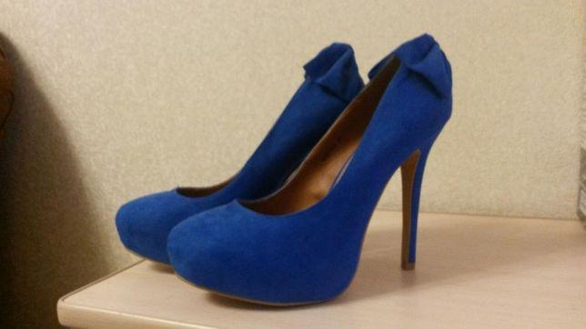 Туфли женские каблук